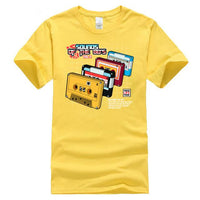 Geass code with colorful print T-shirt. - Adilsons