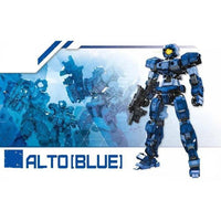 Gundam Alto Blue & Yellow - Adilsons