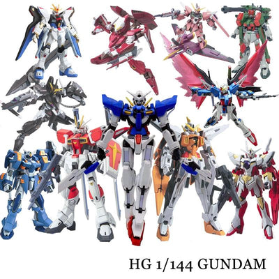 Gundam Figurine Size 13 cm, quality material. - Adilsons