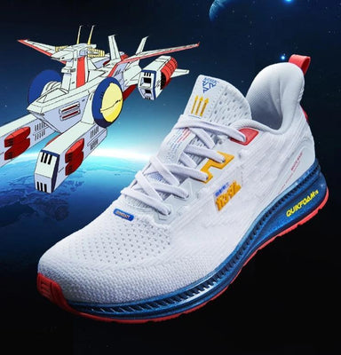 GUNDAM Men's sports shoes, shock-absorbing sports shoes. - Adilsons
