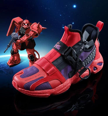 GUNDAM sneakers are sports, high-quality. - Adilsons
