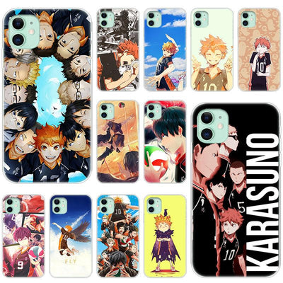 Haikyuu amazing case for Apple iPhone, - Adilsons
