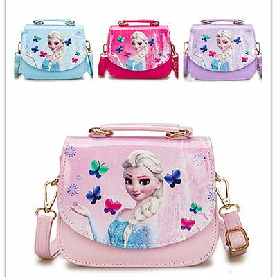 Handbag from the cartoon frozen high-quality bright, stylish. - Adilsons
