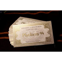 Harry Potter Hogwarts Train Ticket. - Adilsons