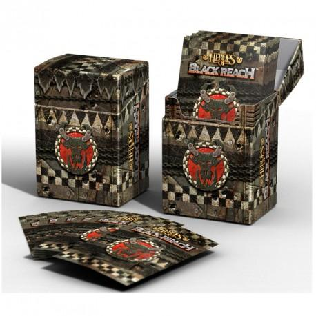 HEROES OF BLACK REACH - Deck Box Ork - Adilsons