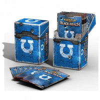 HEROES OF BLACK REACH - Deck Box Ultramarines - Adilsons