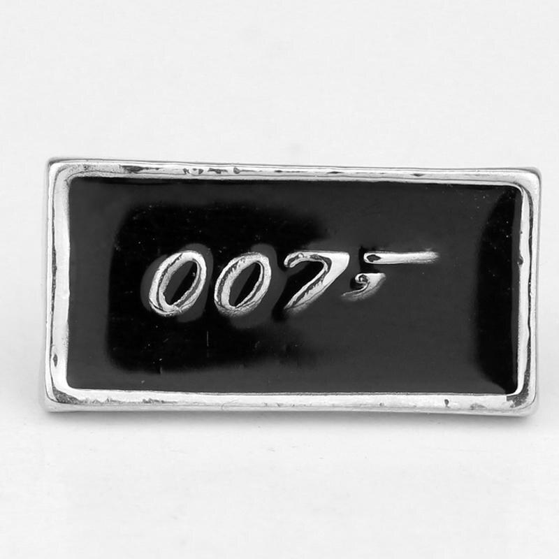 James Bond 007 beautiful brooch. - Adilsons