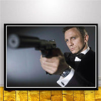 James Bond amazing wall art picture. - Adilsons