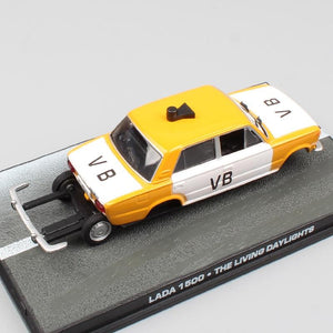 James Bond model car. - Adilsons