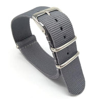 James Bond nylon watchband accessories. - Adilsons