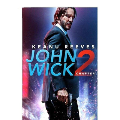 John Wick home decoration poster. - Adilsons