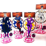 JoJo Adventure acrylic dtand model Action figure. - Adilsons