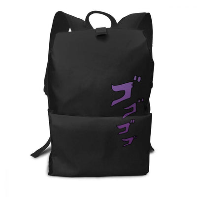 Jojo Adventure high quality backpack. - Adilsons