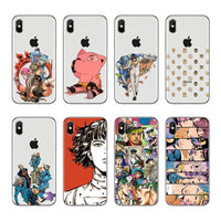 Jojo Adventure phone accessories case for Apple iPhone. - Adilsons