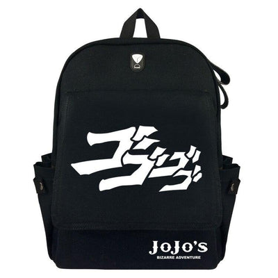 JoJos Adventure casual backpack. - Adilsons