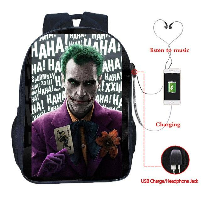 Joker bags with USB bags. - Adilsons