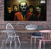 Joker canvas wall pictures. - Adilsons