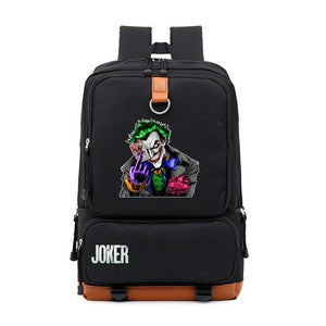 Joker casual teenagers backpacks. - Adilsons