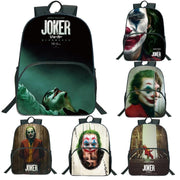 Joker colourful unisex backpack. - Adilsons