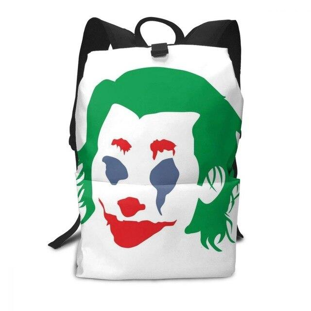 Joker high quality backpack. - Adilsons