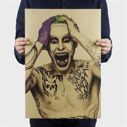 Joker home decor poster. - Adilsons