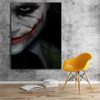 Joker modern art picture. - Adilsons