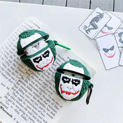 Joker silicone case for AirPods. - Adilsons