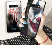Joker soft TPU cover for Samsung. - Adilsons