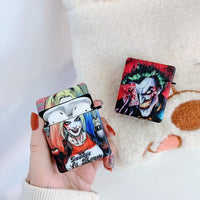 Joker stylish silicone case for Apple AirPods. - Adilsons