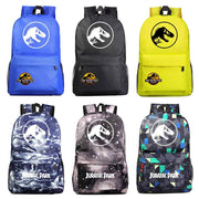 Jurassic Park amazing backpack. - Adilsons