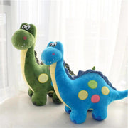 Jurassic Park colorful plush dinosaur. - Adilsons