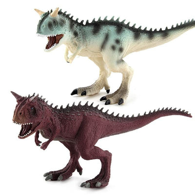 Jurassic Park dinosaurs soft PVC figures. - Adilsons