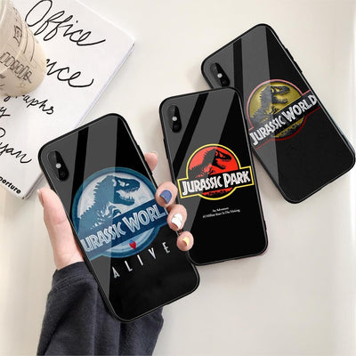 Jurassic Park phone case for iPhone. - Adilsons