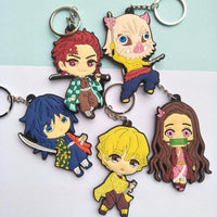 Kimetsu no Yaiba beautiful keychain. - Adilsons