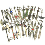 League Of Legend weapon keychain 12 cm. - Adilsons