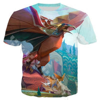 League of Legends casual T-Shirts. - Adilsons