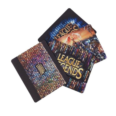 League of Legends non skid rubber computer mouse pad. - Adilsons