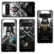 League of Legends soft and quality phone case for Samsung. - Adilsons