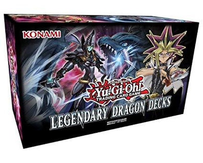 Legendary Dragon Deck - Adilsons