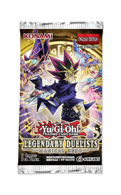 Legendary Duelists: Magical Hero - Adilsons