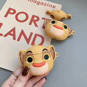 Lion King 3D case for AirPods. - Adilsons