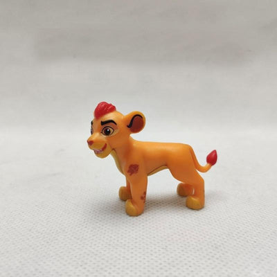Lion King beautiful PVC action figures. - Adilsons