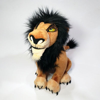 Lion King plush toy 34cm. - Adilsons