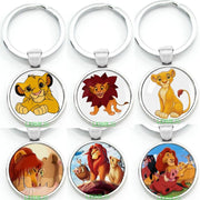Lion King quality keychain. - Adilsons