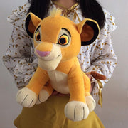 Lion King soft plush toy 30cm. - Adilsons