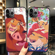 Lion King soft TPU phone case for iPhone. - Adilsons