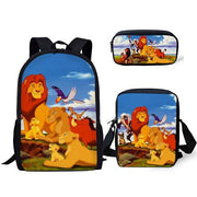 Lion King teenagers backpack. - Adilsons