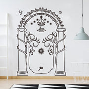Lord Of Rings wall decor stickers. - Adilsons