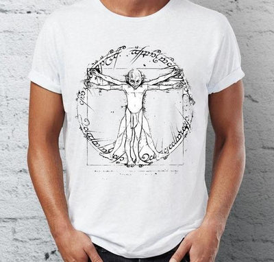 Lord Of The Ring casual T-shirt. - Adilsons