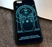 Lord of The Rings case for IPhone. - Adilsons